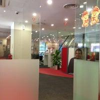 Photo taken at HSBC Bank by Sze P. on 1/22/2014