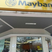 Photo taken at Maybank Section 5 by Shahila I. on 4/29/2016