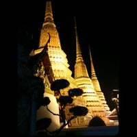 Photo taken at Wat Pho by OrendoRaider S. on 6/1/2013
