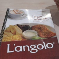Photo taken at L'Angolo by Paulina C. on 12/13/2012