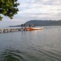 Photo taken at Pulau Dutungan by Sadly S. on 4/13/2013