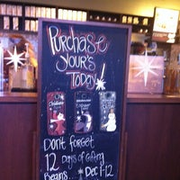 Photo taken at Starbucks by Drew S. on 12/29/2012