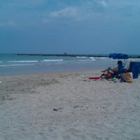 Photo taken at Fort Pierce Inlet State Park by Dan G. on 2/25/2013