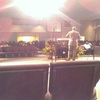 Photo taken at Concord Fortress of Hope Church by Kirk R. on 3/17/2013