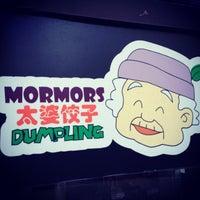 Photo taken at Mormors Dumpling by Tore B. on 11/29/2013