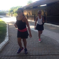 Photo taken at Kaya Thermal Tenis Kortları by Hatice K. on 8/18/2016