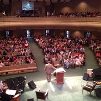 Photo taken at Eastmont Baptist Church by Joseph H. on 4/25/2014