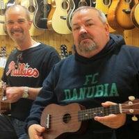 Photo taken at Guitar Center by John L. on 2/23/2013