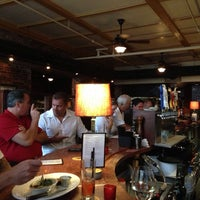 Photo taken at The Grill Room & Bar by Rob O. on 7/23/2013