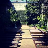 Photo taken at The Atrium by Ligon Flynn by Melissa M. on 4/27/2014
