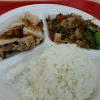 Photo taken at Kabayan Filipino Fast Food Restaurant by Boyke W. on 10/13/2015