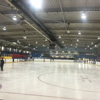 Photo taken at Oxford Ice Rink by Can Y. on 9/12/2016