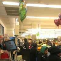 Photo taken at Super Foodtown by Derek P. on 2/2/2013