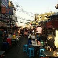 Photo taken at Chok Chai 4 Market by Imm A. on 1/19/2013
