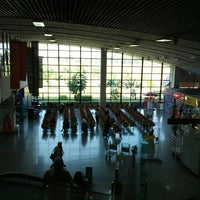 Photo taken at Udon Thani International Airport (UTH) by Frank S. on 1/9/2013