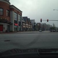 Photo taken at Deerfield Village by Jill J. on 6/27/2014