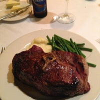 Photo taken at Keens Steakhouse by Tom G. on 3/3/2013