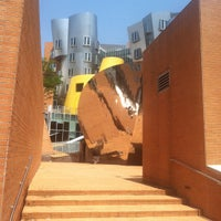 Photo taken at MIT Stata Center (Building 32) by Kara L. on 6/25/2013