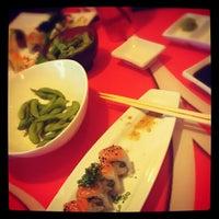 Photo taken at Octopus Japanese Restaurant Sushi by Kells on 2/26/2013