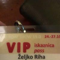 Photo taken at Hotel ILIRIJA  **** by Zeljko R. on 10/23/2013
