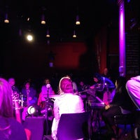Photo taken at The Red Room @ Cafe 939 by Diana V. on 5/1/2013