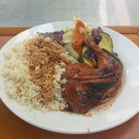 Photo taken at Richtree Natural Market Restaurant by Mark A. on 8/6/2014