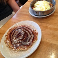 Photo taken at Wildberry Pancakes and Café by Jodie on 8/30/2013