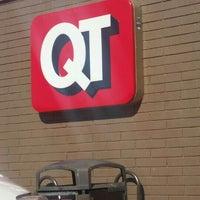 Photo taken at QuikTrip by Debz S. on 1/12/2016