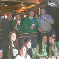 Photo taken at Baker Street Pub by Andrew L. on 3/17/2012