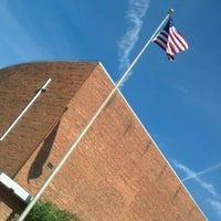 Photo taken at Dominican High School by Johnny M. on 5/21/2013