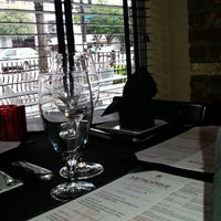 Photo taken at MetroPrime Steakhouse by Henry G. on 8/19/2014