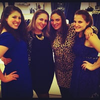 Photo taken at Elie Tahari Company Store by Jaclyn on 11/30/2012