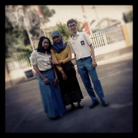 Photo taken at SMP Islam Sultan Agung 1 by Miftahun N. on 8/2/2012