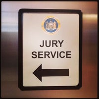 Photo taken at Jury Duty Assembly Room by Ari G. on 4/24/2013