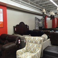 Photo taken at Mathis Brothers Furniture by Anita T. on 4/23/2016
