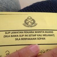 Photo taken at Penjara Kajang by Nur Amirah on 3/21/2016