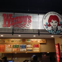 Photo taken at Wendy's by Charlie V. on 11/21/2012