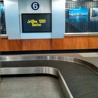 Photo taken at Baggage Claim by alice h. on 6/8/2013