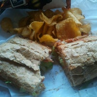 Photo taken at Potbelly Sandwich Shop by Kevin M. on 3/17/2013