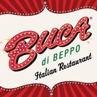 Photo taken at Buca di Beppo Italian Restaurant by Buca d. on 3/26/2014