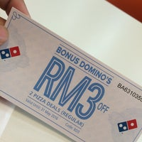 Photo taken at Domino's Pizza by Hazim H. on 4/28/2016