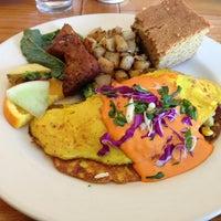 Photo taken at Inn Season Cafe by April M. on 2/17/2013