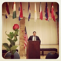 Photo taken at TTU - International Cultural Center by Anne L. on 4/27/2013