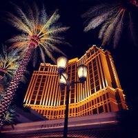 Photo taken at The Palazzo Resort Hotel & Casino by Scott T. on 6/13/2013