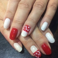 Photo taken at PoMo by April Nails A. on 8/13/2014