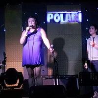 Photo taken at Polari Comedy Club by @Mykapalaran on 6/1/2016