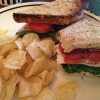 Photo taken at Corner Bakery Cafe by Brian Z. on 5/31/2013