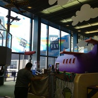 Photo taken at Kids on the Fly, Chicago Children's Museum at O'Hare (ORD) by Susan P. on 2/28/2013