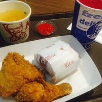 Photo taken at KFC by Chelsea M. on 8/25/2016