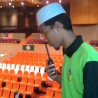 Photo taken at Dewan Jubli Perak SUK Selangor by allmuezza on 6/2/2015